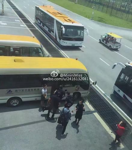 BIGBANG Arrival Nanning (13)