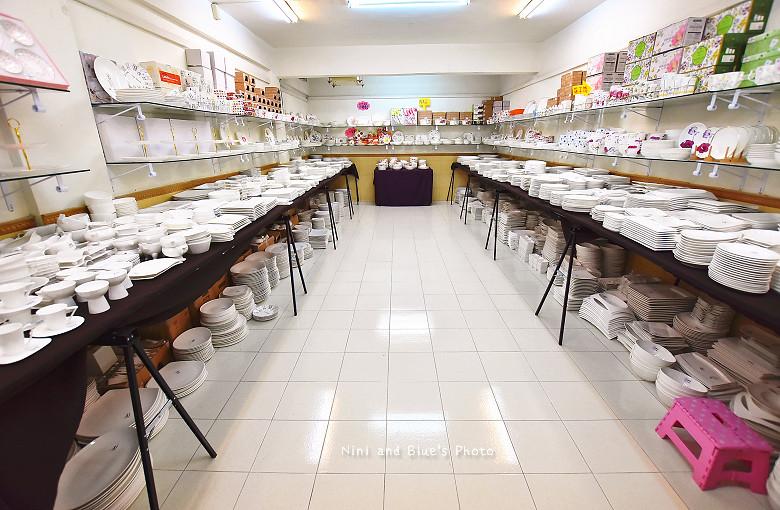 台韓實業台中骨瓷餐具批發杯盤日本碗盤10