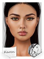 New Faces - Karen Fiore Head App