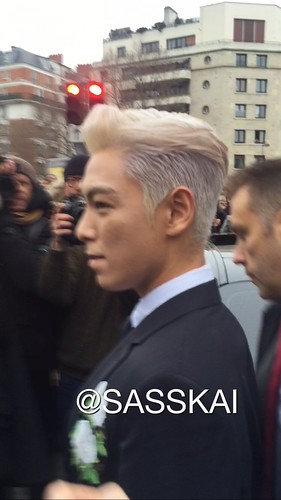 TOP - Dior Homme Fashion Show - 23jan2016 - SASSKAI - 02
