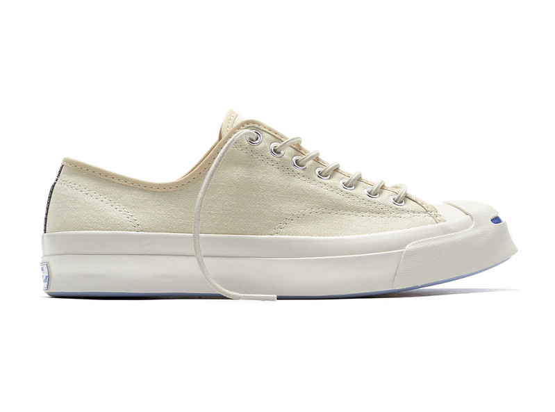JACK PURCELL SIGNATURE TWILL SHIELD NATURAL