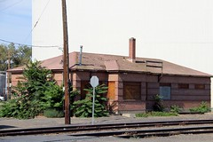 Northern Pacific Railway Station (Grandview, Washington)