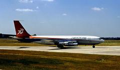 5B-DAP B707 Cyprus Airways BHX 24-07-84