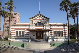 Arica - Customs House