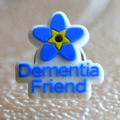 Dementia Friend Badge