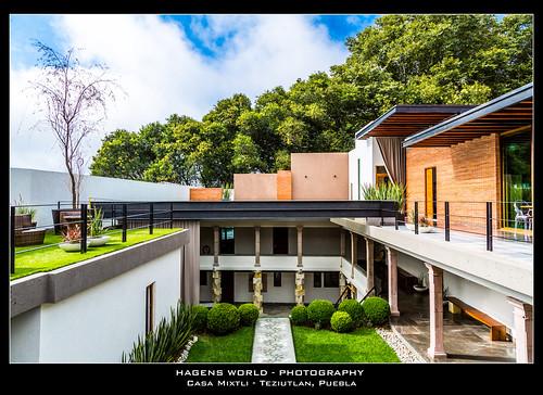 Elevation of xiutetelco puebla mexico maplogs for Casa mansion puebla