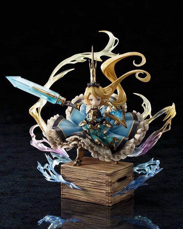 給予敵人最崇高的處刑! 壽屋 《碧藍幻想》[嬌小的聖騎士] 夏洛特 箱子才是本體啊!
