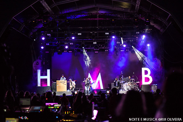 HMB - EDP Cool Jazz '16