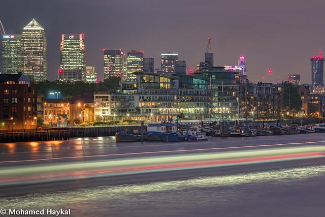 The Luminous River...