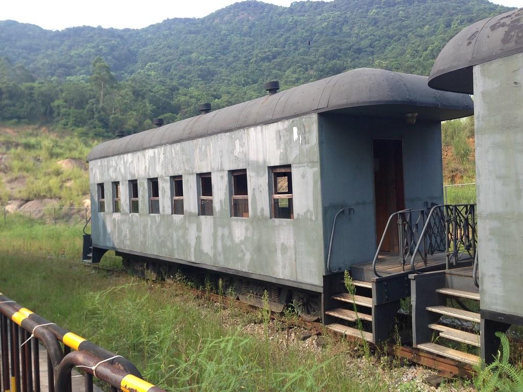 Replica KCR rail carriage