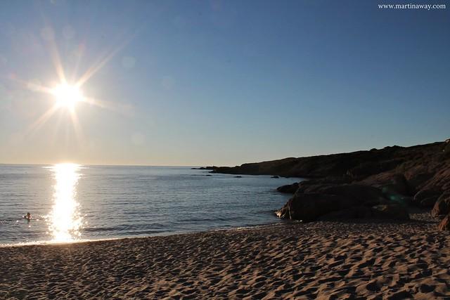 Spiaggia La Marinedda, Costa Paradiso