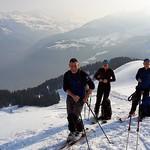 Skitour Eggemandli 2015