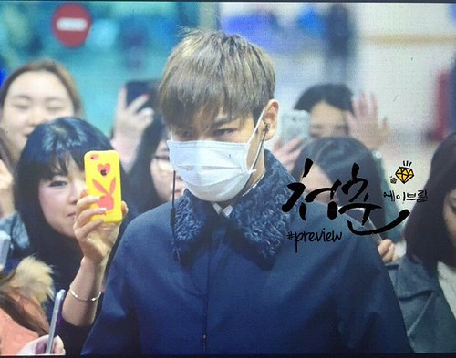 TOP Arrival Seoul from Tokyo 2015-111-03 (3)