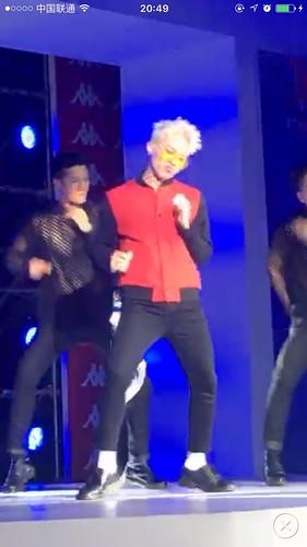 G-Dragon - Kappa 100th Anniversary Event - 26apr2016 - FreakyGee - 03