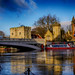 Ouse in Flood by AcombDave