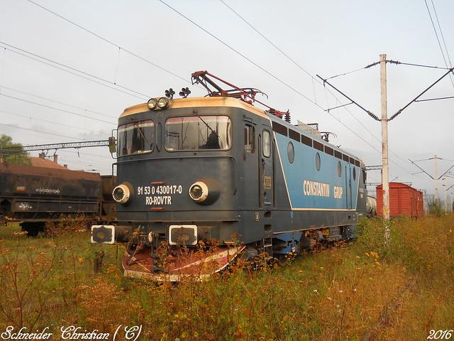 RO-VTR 91 53 0 430017-0@Petrosani