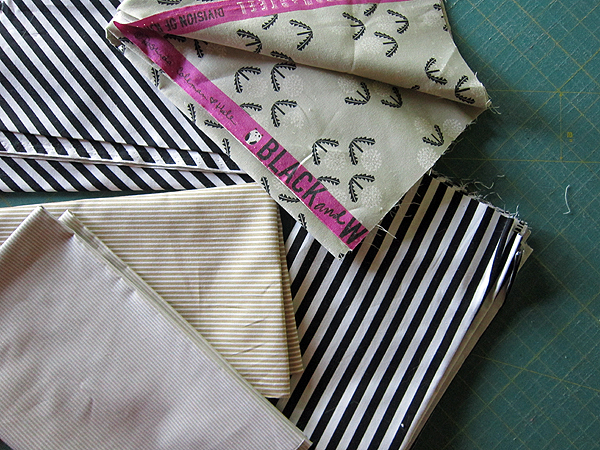 stripes from Sew Modern