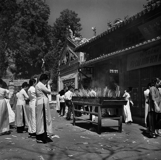 Saigon 1961 - Lăng Ông