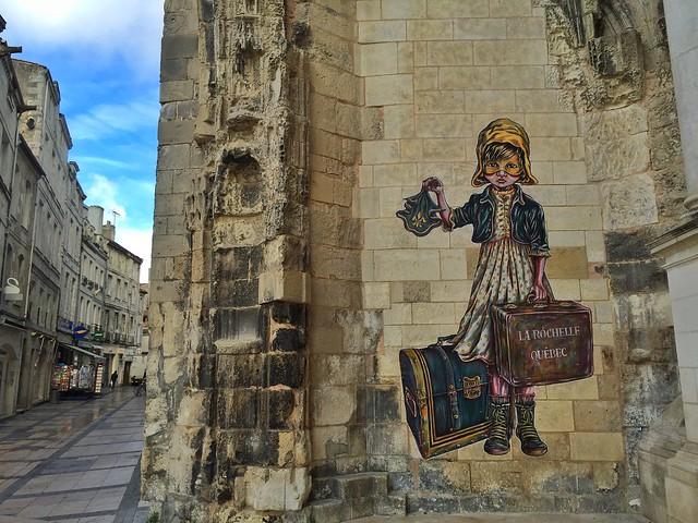Imagen de La Rochelle (País del Cognac, Francia)