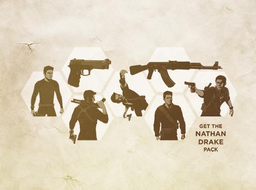 Uncharted: The Nathan Drake Collection выйдет на PS4 в октябре