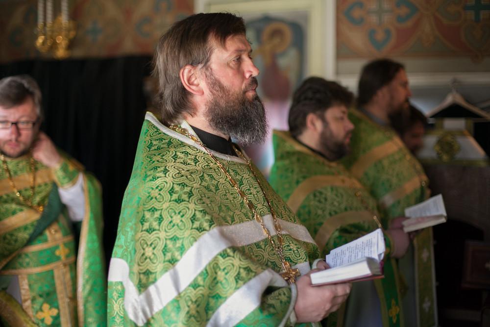 5 июня 2015, 20-летие выпуска Московской духовной семинарии 1995 года