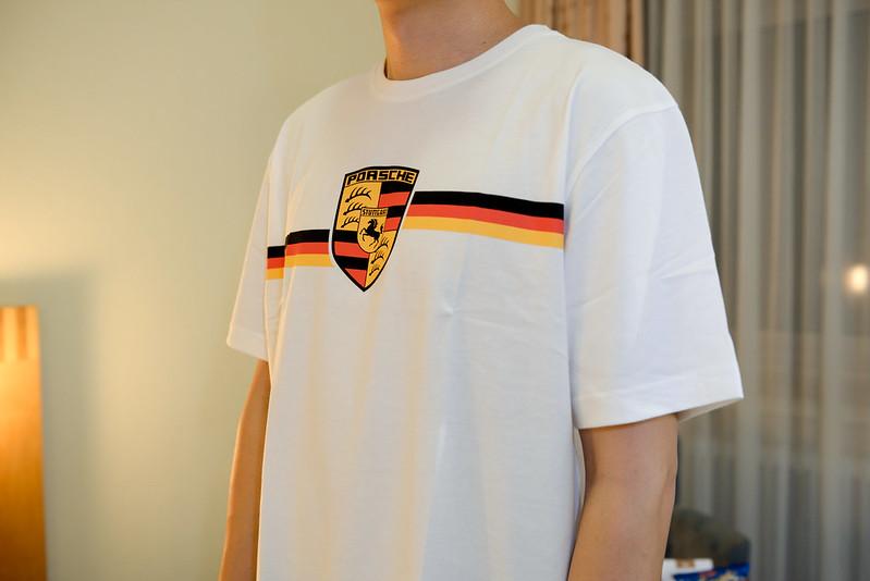 保時捷 T-shirt