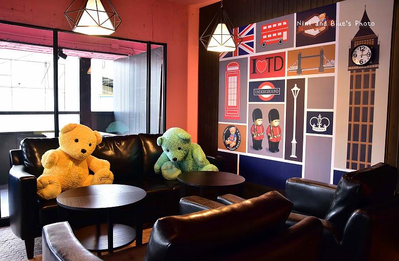 台中泰迪熊主題餐廳咖啡館03