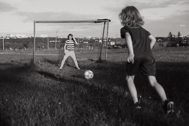 Footballsummer
