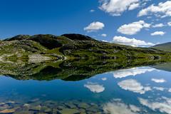 Reflections of Norwegian nature