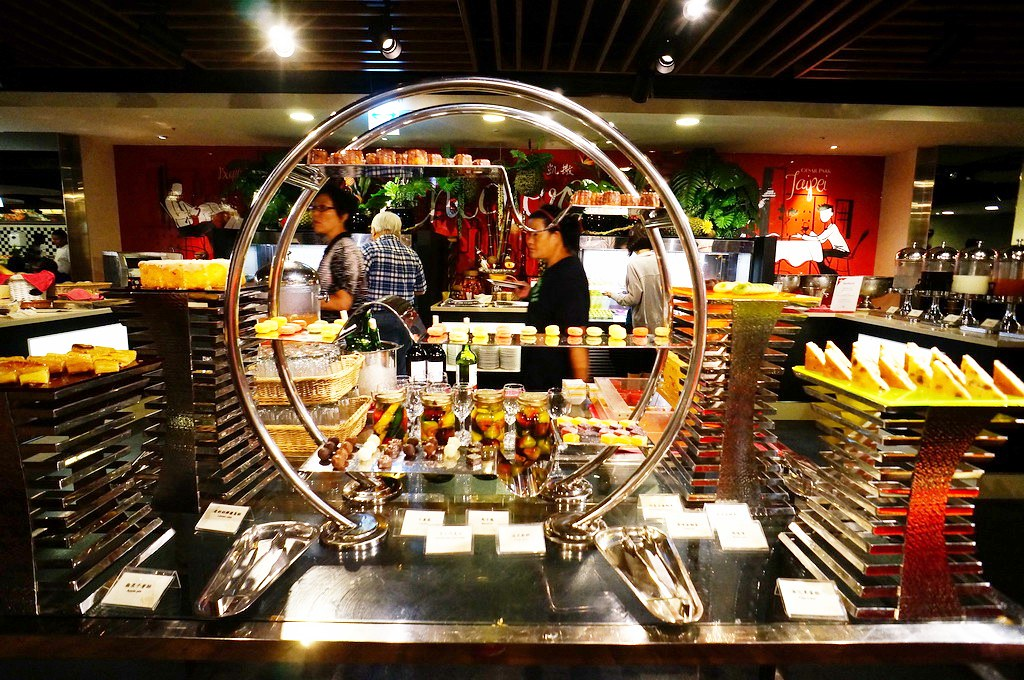 台北吃到飽推薦 凱悅飯店buffet