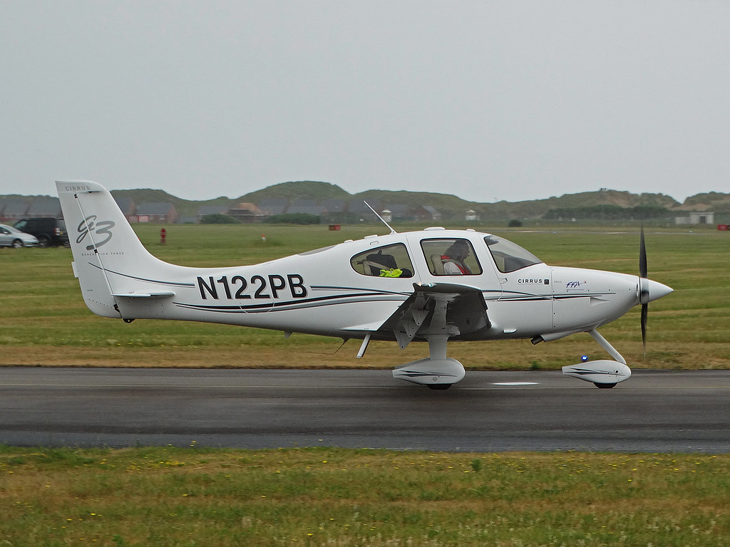 N122PB - SR22 - Not Available