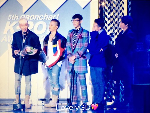 Big Bang - The 5th Gaon Char K-Pop Awards - 17feb2016 - l_ovelyGD - 01