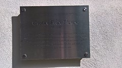Photo of Grey plaque number 41856