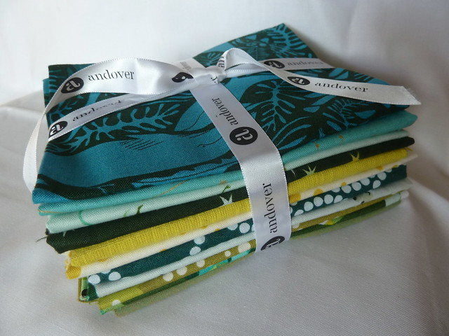 Natural History by Lizzy House for Andover Fabrics