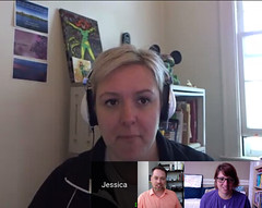 @jlknott has a camera for video conference calls!