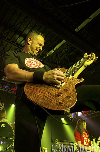 Mark Tremonti Performs at The Machine Shop 4/29/15- Photo by Shawn Thornton
