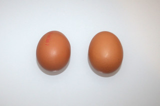 08 - Zutat Eier / Ingredient eggs