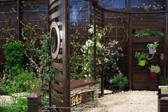 Mini Garden at Grand Designs Live - London Excel 2015