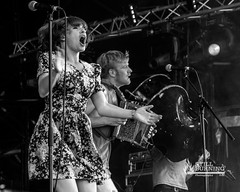 Skinny Lister - Wickerman Festival 2014