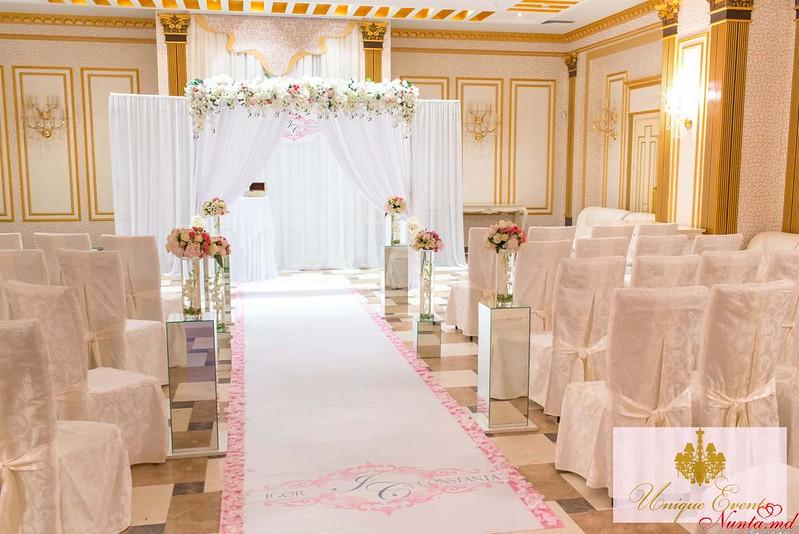 Unique Events: декорации для свадьбы