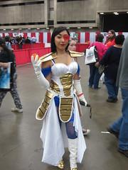 Queen of the Saiyans