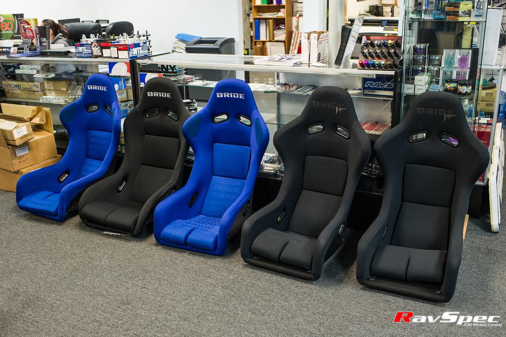 BRIDE Zeta III XL Seat Rail XL-Type Left - EK# - RHDJapan
