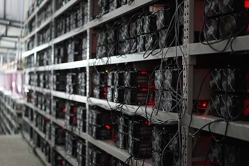 Mining bitcoins