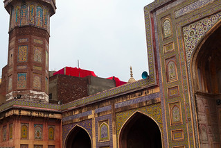 Attēls no Wazir Khan Mosque pie Lahora. lahore mosque pakistan travel