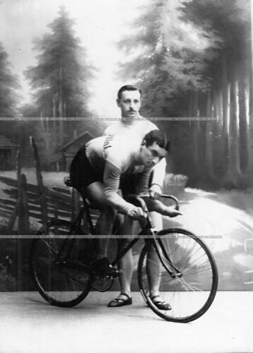 1910-е. Велоспорт в России. Фотоархив ЦГАКФФД