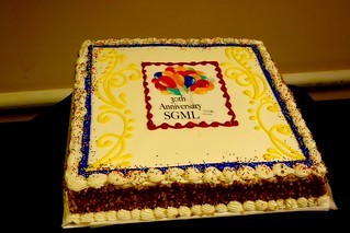 SGML Birthday Cake