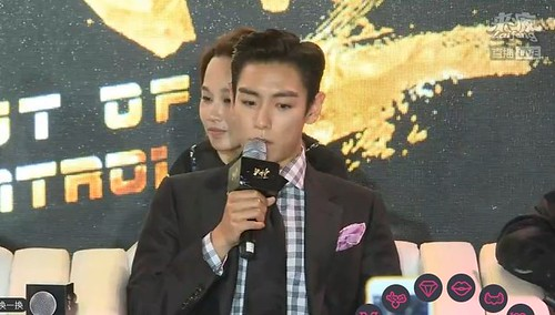 TOP Press Conference OUT OF CONTROL Shanghai 2016-06-14 (125)