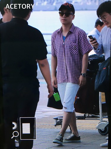 BIGBANG Departure Seoul Incheon to Foshan 2016-06-10 (70)