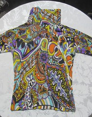 Paisley Pringle sweater
