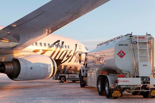 FBO Alaska Airlines